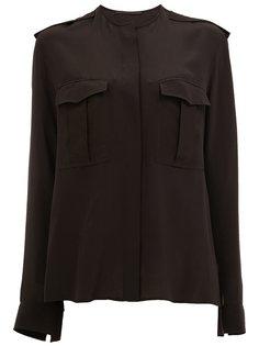 блузка с карманами  Haider Ackermann