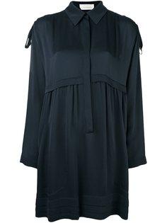 свободное платье-рубашка Chloé