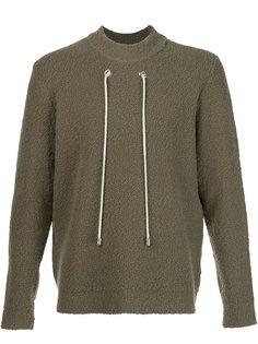 свитер Boucle Knit Craig Green