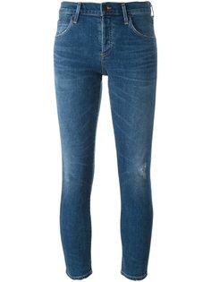 джинсы с завышенной посадкой  Citizens Of Humanity
