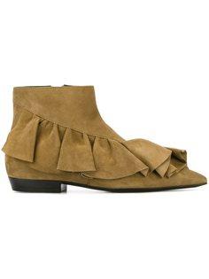 ботинки с рюшами JW Anderson
