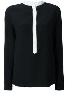 рубашка Eva с контрастной окантовкой  Stella McCartney