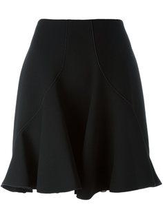 юбка с оборками  Giambattista Valli