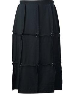 юбка А-образного силуэта  Julien David