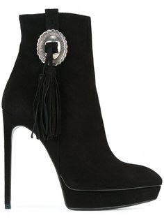 ботинки по щиколотку Janis Saint Laurent