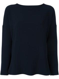 блузка с длинными рукавами  Alberto Biani