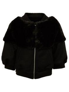 укороченная куртка Comme Des Garçons Noir Kei Ninomiya