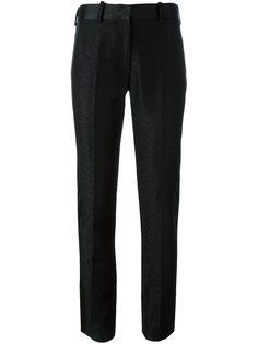 текстурированные брюки со стрелками Victoria Beckham
