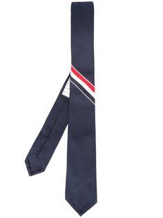 галстук с полосками Thom Browne