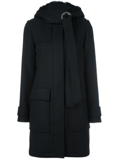 пальто с капюшоном Proenza Schouler
