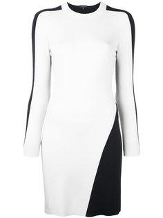 платье с контрастными панелями Rag & Bone