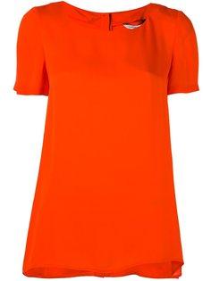 футболка с пуговичной планкой сзади Dvf Diane Von Furstenberg