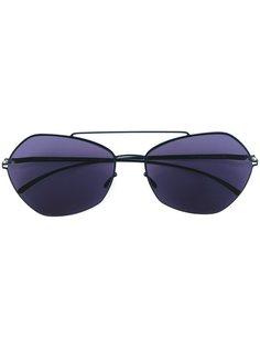 """солнцезащитные очки """"авиаторы"""" Mykita"""