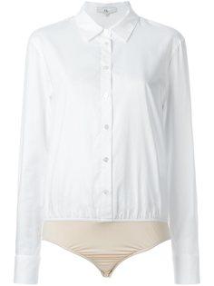боди-рубашка Tibi