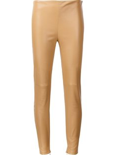эластичные брюки скинни Eleanora Ralph Lauren