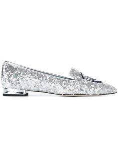 туфли с пайетками Flirting  Chiara Ferragni