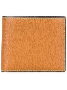 классический бумажник  Valextra