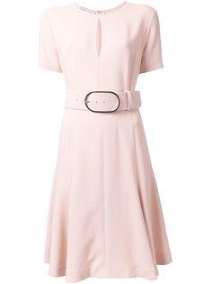 платье с поясом Stella McCartney