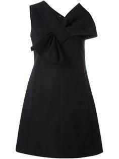 платье с бантом спереди Victoria Victoria Beckham