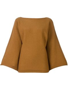 свитер свободного кроя  Sonia Rykiel