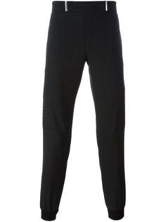 брюки с манжетами  Les Hommes