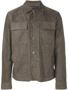 куртка с карманами  Helmut Lang