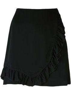 юбка с рюшами Vivetta