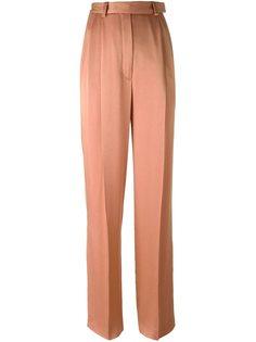 брюки с завышенной посадкой  Lanvin