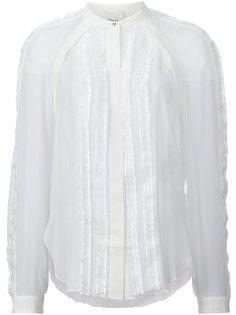 рубашка с необработанными краями  3.1 Phillip Lim