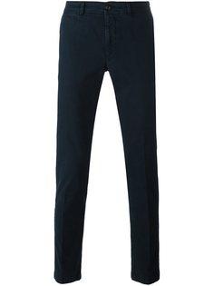 брюки-чинос Moncler