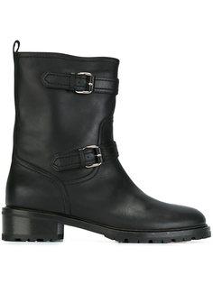 ботинки в стиле милитари  Unützer