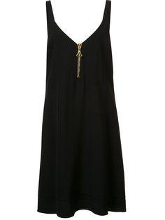 платье на молнии Ellery