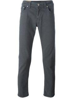брюки Mius кроя слим Dondup