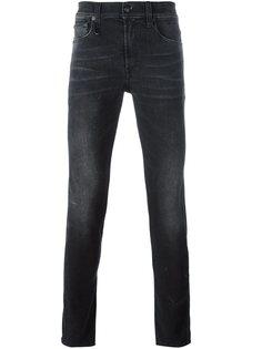 джинсы скинни Skate  R13
