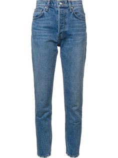 джинсы с завышенной талией Derek Lam 10 Crosby