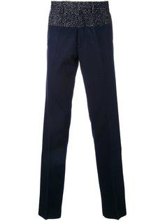 брюки прямого кроя Kolor