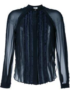 прозрачная рубашка  3.1 Phillip Lim