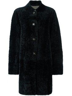 пальто из овчины Sylvie Schimmel