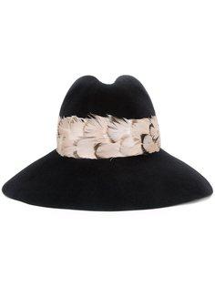 шляпа-федора Eugenia Kim
