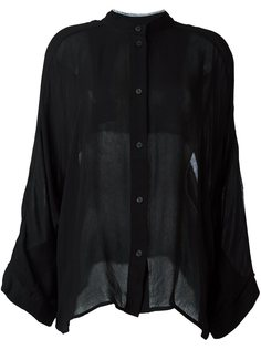 рубашка без воротника  Lost & Found Ria Dunn