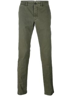 брюки-чиносы Moncler