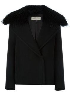 куртка с меховым воротником Emilio Pucci