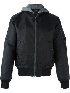 куртка с капюшоном  R13