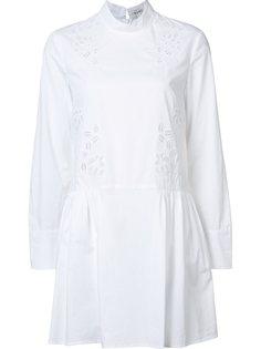 расклешенное платье Suno