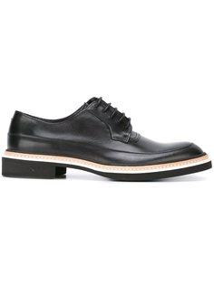 туфли на шнуровке Columbia  McQ Alexander McQueen