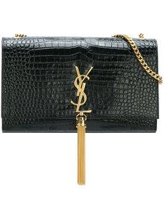 средняя сумка на плечо Monogram Kate Saint Laurent