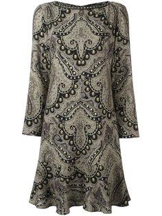 платье с принтом дамаск Etro
