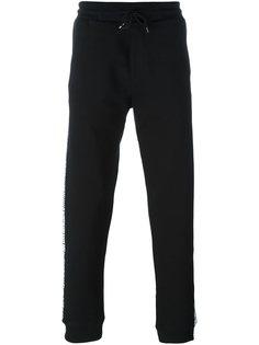 спортивные брюки с принтом Block Thread McQ Alexander McQueen