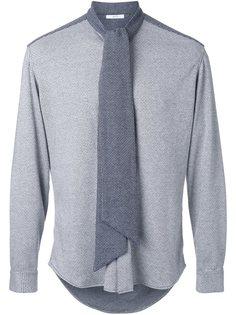 рубашка с завязками Aganovich
