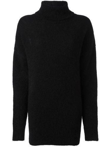 свитер с вырезами на спине Nº21